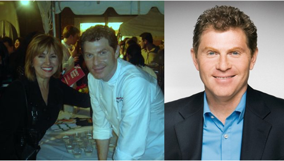 Iron chef bobby flay vanessa kelly author another m4hsunfo