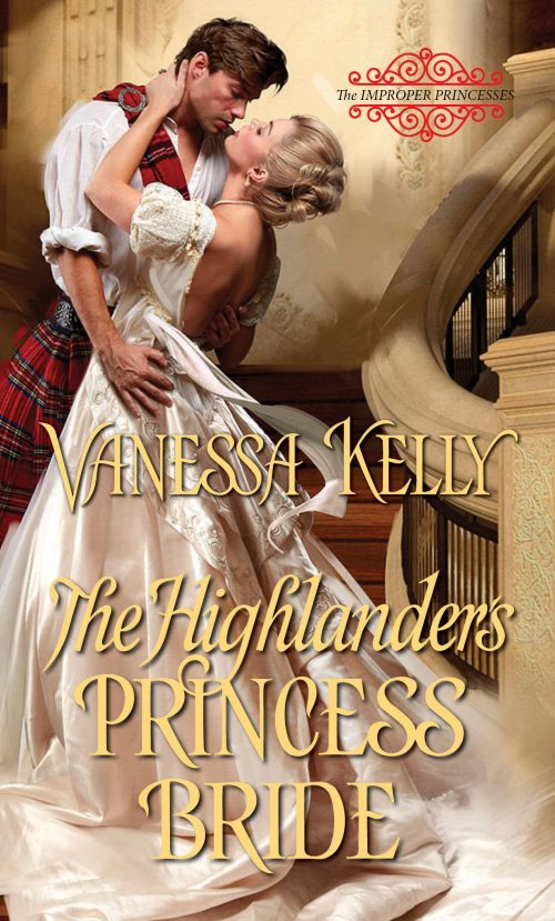 The Highlander's Princess Bride comp