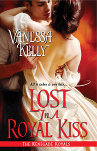 Lost In A Royal Kiss (eBook)