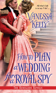 How to plan a weddingroyal spy