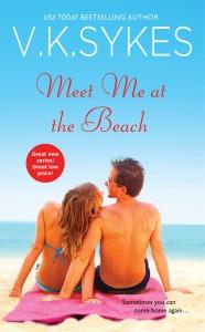 Meet Me at the Beach cover