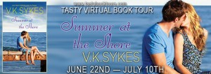 Summer at the Shore by VK Sykes