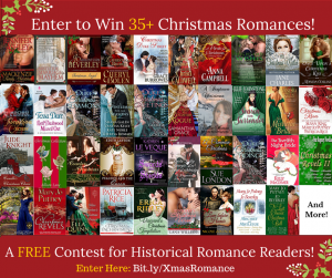 FB Image - Historical Romance - Christmas Promotion #1