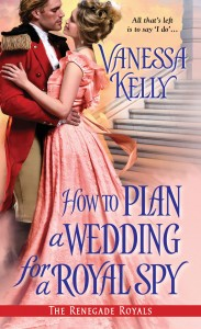 How to plan a weddingroyal spy