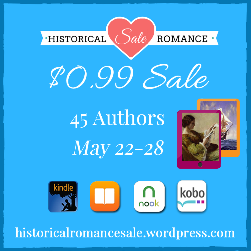 Historical Romance Sale copy